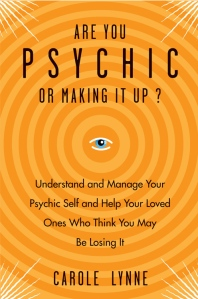ARE YOU PSYCHIC BOOK COVER